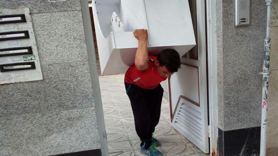 نمونه کارهای باربری میرداماد | انجام خدمات باربری و بسته بندی در تهران